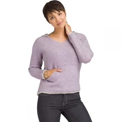 プラーナ Prana レディース ニット・セーター トップス Shine On Sweater Moonstone Heather