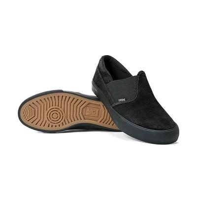 クローム(CHROME) メンズ スリッポン ディマ 2.0 スエード DIMA 2.0 SUEDE ブラックスエード FW169BKSD0 スニーカー 靴 カジュアル アウトドア サイクリング