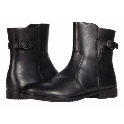 エコー ブーツ&レインブーツ シューズ レディース Touch 15 Hydromax Buckle Boot Black