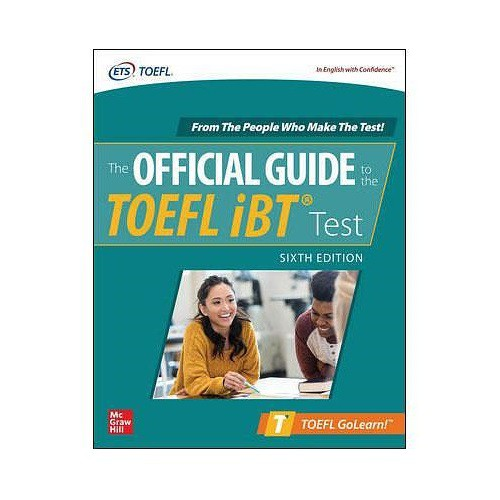 The Official Guide to the TOEFL Test (6 Ed.) eslite誠品