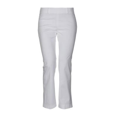 インコテックス INCOTEX パンツ ホワイト 38 コットン 96% / ポリウレタン 4% パンツ