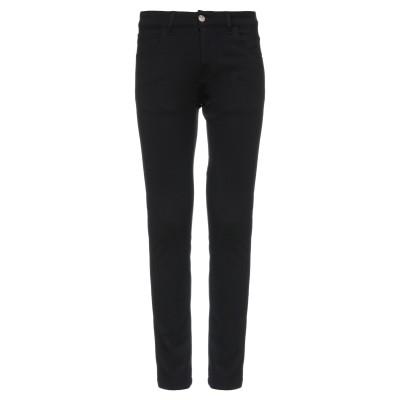 アントレ アミ ENTRE AMIS パンツ ブラック 29 レーヨン 69% / ナイロン 25% / ポリウレタン 6% パンツ