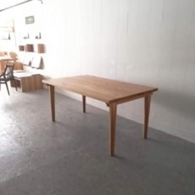 MOOTHシリーズ ダイニングテーブル(ナラ) W1500×D900×H700