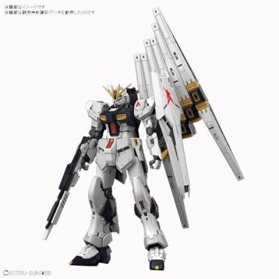 バンダイ RG 1/144 RX-93 νガンダム 「機動戦士ガンダム 逆襲のシャア」より ガンプラ 5057842