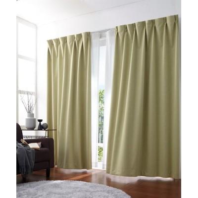 杢調・遮熱・1級遮光カーテン ドレープカーテン(遮光あり・なし) Curtains, blackout curtains, thermal curtains, Drape(ニッセン、nissen)