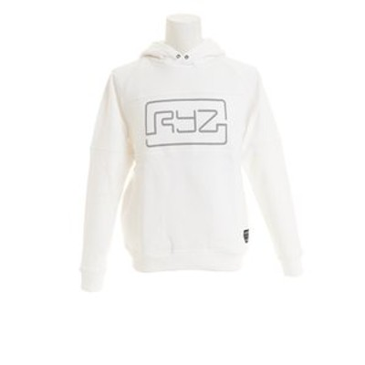 ライズ(RYZ)プルオーバー 869R8CD3305 WHT オンライン価格