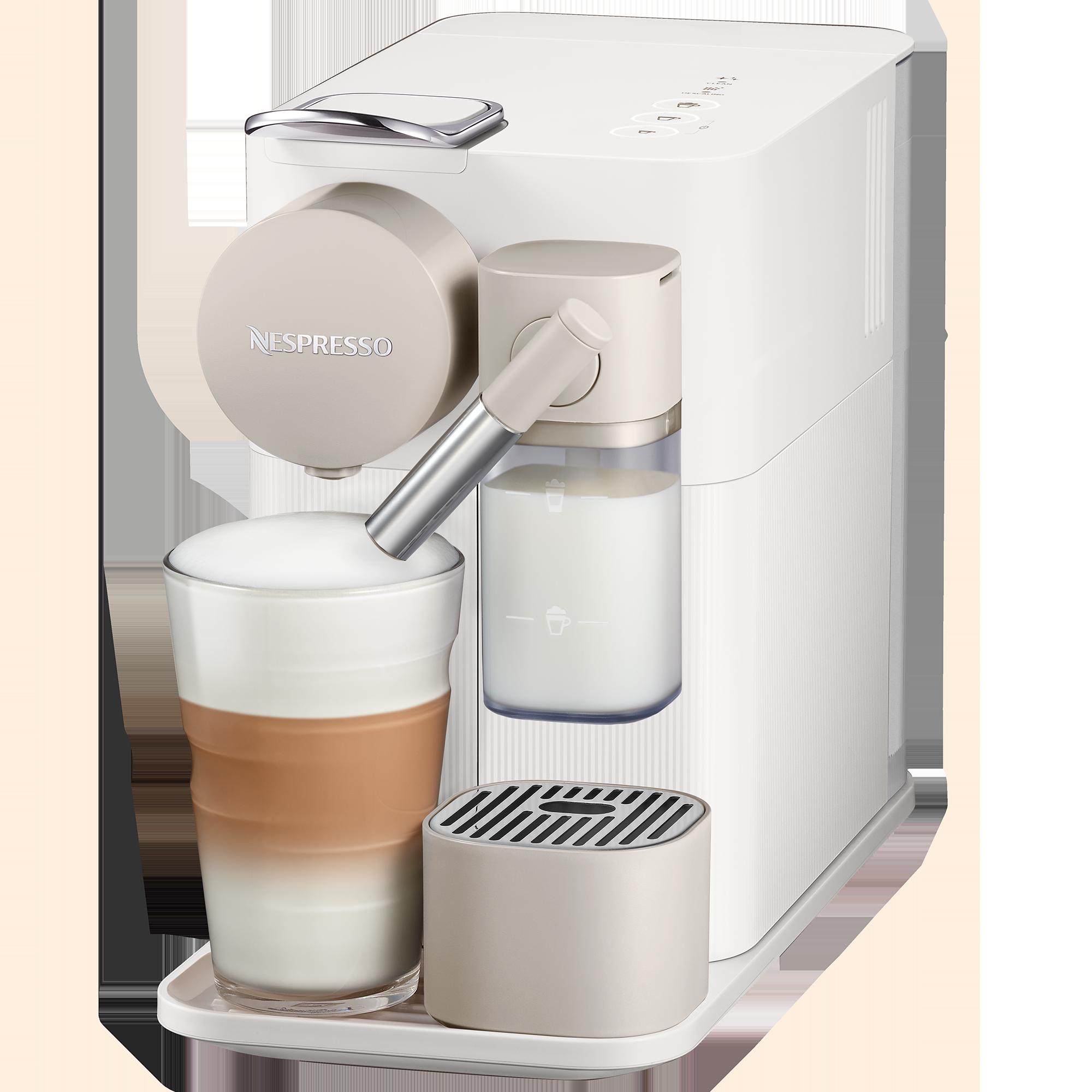 Nespresso Lattissima One 咖啡機(珍珠白)