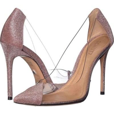 シュッツ Schutz レディース パンプス シューズ・靴 Cendi Pink Glitter