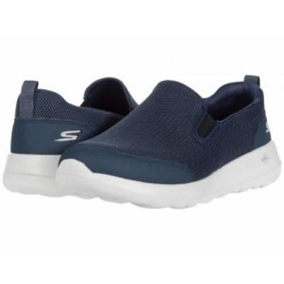 SKECHERS Performance スケッチャーズ メンズ 男性用 シューズ 靴 スニーカー 運動靴 Go Walk Max Clinched Navy【送料無料】
