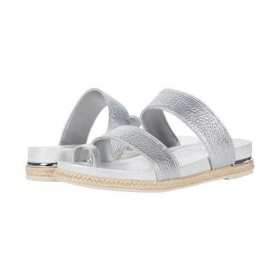 Franco Sarto フランコサルト レディース 女性用 シューズ 靴 サンダル Bolivia - Silver