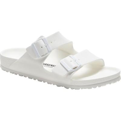 ビルケンシュトック Birkenstock レディース サンダル・ミュール シューズ・靴 arizona eva sandals White/White