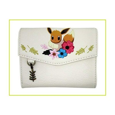 Loungefly x Eeveevolutions Eevee Evolutions Floral Wallet (Multicolored, One Size)【並行輸入品】