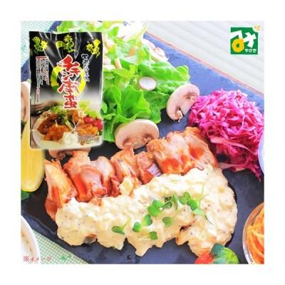 宮崎県産鶏使用チキン南蛮 宮交S&R:4953675200205