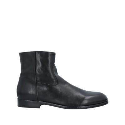 ブッテロ BUTTERO® ショートブーツ ブラック 40 革 ショートブーツ