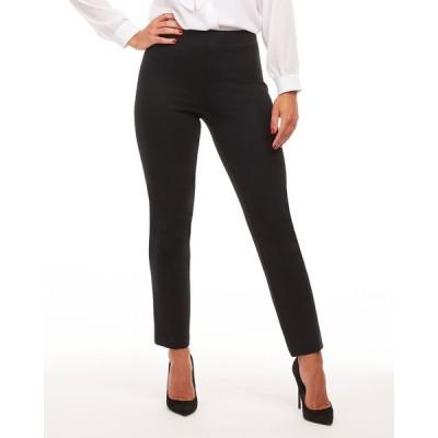 スパンク レディース カジュアルパンツ ボトムス The Perfect Black Slim Straight Pants