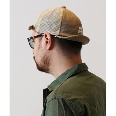 OVERRIDE / 【Mighty shine】BRIDGE CAP MESH / 【マイティー・シャイン】ブリッジ キャップ メッシュ オーバーライド MEN 帽子 > キャップ