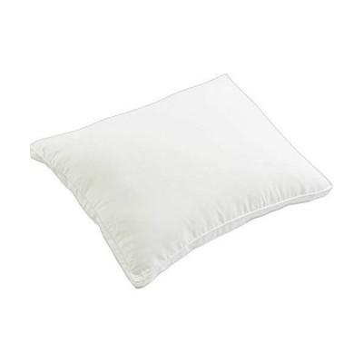 アイリスプラザ 枕 ホテル仕様 贅沢な寝心地 ボリューミー 弾力性 吸湿性 通気性 速乾性 丸洗い可能 マイクロファイバーわた 大判サイズ