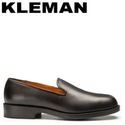 KLEMAN クレマン ローファー シューズ メンズ FLIXI ブラック 黒 KA84102