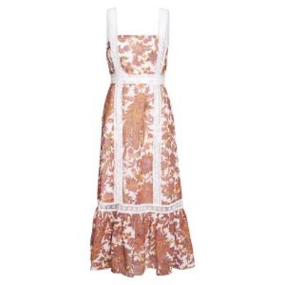 スティービーメイ レディース ワンピース トップス PRODIGY MIDI DRESS - Day dress - off-white off-white