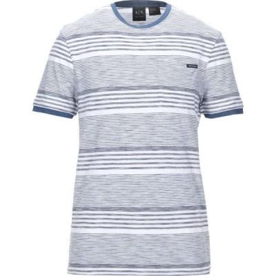 アルマーニ ARMANI EXCHANGE メンズ ポロシャツ トップス Polo Shirt Dark blue