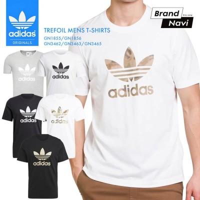【サイズ交換1回無料】adidas アディダス メンズ 半袖 Tシャツ オリジナルス スポーツ ブラック 迷彩 ホワイト GN1855 GN1856 GN3462 GN3463 GN3465*