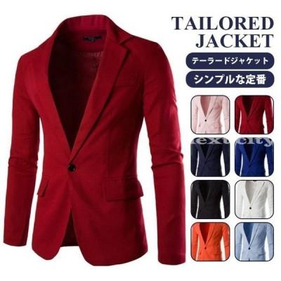 メンズ テーラードジャケット 014 サマージャケット ビジネス ジャケット リネンジャケット 春 ビジネスアウターコート