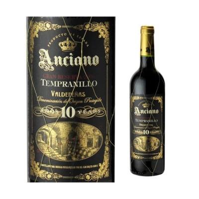 赤ワイン アンシアーノ グラン レセルバ 2008 辛口 スペイン 750ml 長S お中元 敬老 御中元ギフト