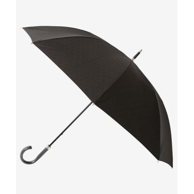 MACKINTOSH LONDON(MENS)/マッキントッシュ ロンドン  メンズ アンドリューパターンプリント長傘 ブラック X
