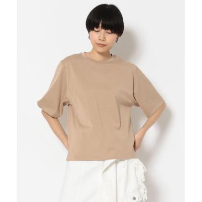 【ロイヤルフラッシュ】 KALNA/カルナ/無地Tシャツ レディース BEIGE 0 RoyalFlash