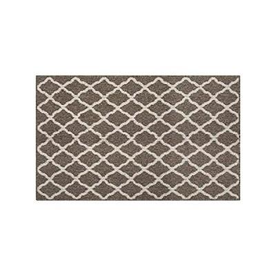 【送料無料】SHACOS Large Doormat Indoor 32x47 inch Door Mat Non Slip Waterproof Backing好評販売中