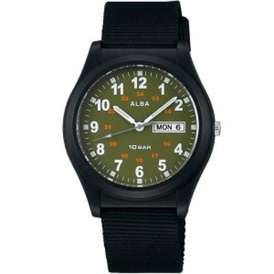 【正規品】ALBA アルバ 腕時計 SEIKO セイコー AQPJ408 メンズ クオーツ