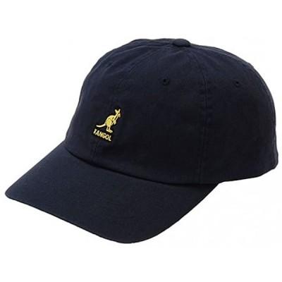 KANGOL(カンゴール) Washed Baseball 100169212 ネイビー