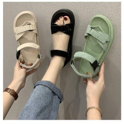 ビーチサンダル レディース 痛くない 歩きやすい サンダル リゾート 靴