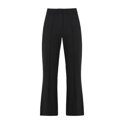 MARIANNA CIMINI パンツ ブラック 42 バージンウール 97% / テンセル 3% パンツ