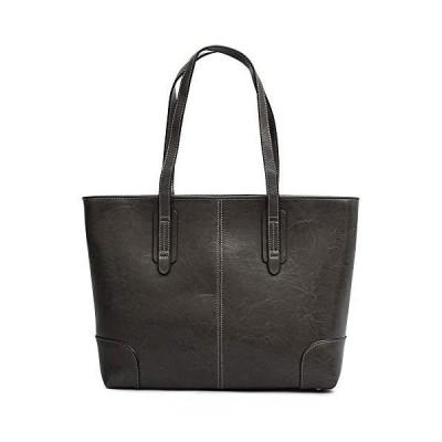 [エーエムエス] 本革 トートバッグ ビジネスバッグ ハンドバッグ A4サイズ 通勤 ビジネス オフィス ブランド ユ
