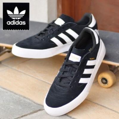 アディダス SB ブセニッツ バルク 2 ブラック adidas skateboarding BUSENITZ VULC 2 EF8472