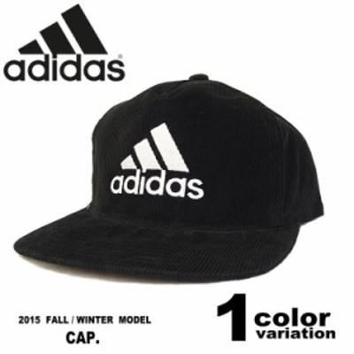 adidas キャップ スナップバック コーデュロイ / ADS 6 PANEL CAP (2色) [157-111709]