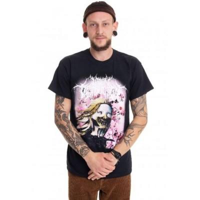 インペリコン Impericon メンズ Tシャツ トップス - YOKAI Cover - T-Shirt black