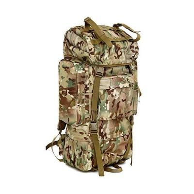 Koraya Tactical Backpack - Large Army 3 Day Assault Pack Molle Bag Rucksack,40L 並行輸入品