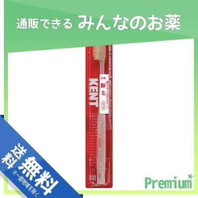 KENT(ケント) 豚毛歯ブラシ コンパクトヘッド 1本 (ふつう)