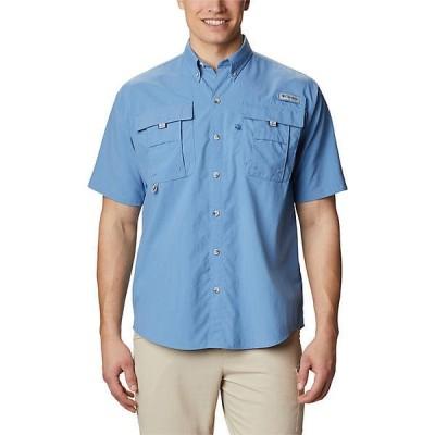【ポイント最大24倍!!】(取寄)コロンビア メンズ バハマ 2 ショートスリーブ シャツ Columbia Men's Bahama II SS Shirt Skyler 送料無料