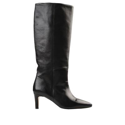 L'ARIANNA ブーツ ブラック 37 革 ブーツ