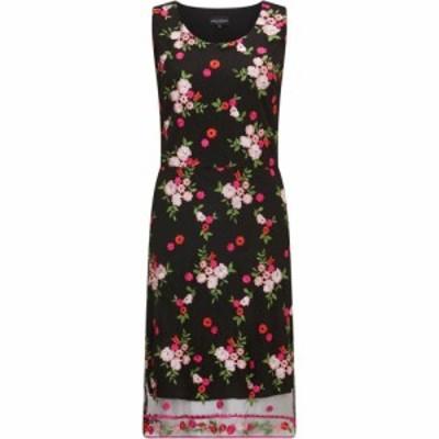 ジュームズ レイクランド James Lakeland レディース ワンピース ワンピース・ドレス Embroidered Dress Black