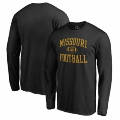 Fanatics Branded ファナティクス ブランド スポーツ用品  Fanatics Branded Missouri Tigers Black Neutral Zone Long Sleeve T-Shirt
