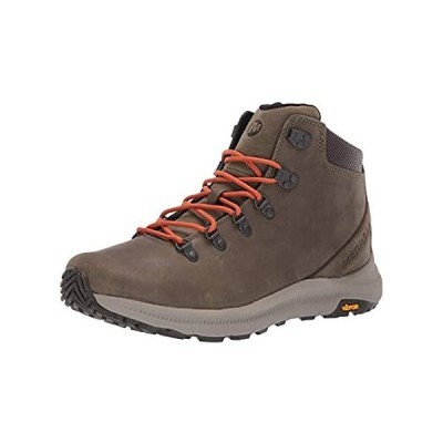 Merrell Men's Ontario MID Hiking Shoe, Olive, 12.0 M US