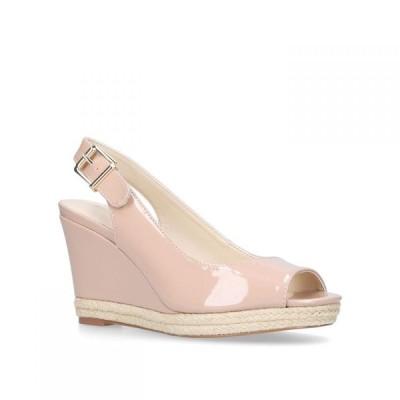 ナインウエスト Nine West レディース サンダル・ミュール シューズ・靴 Dionne Sandals Nude