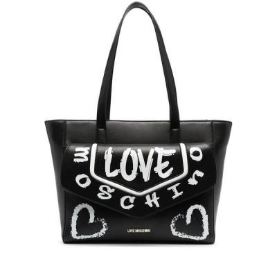 LOVE MOSCHINO ハンドバッグ&トートバッグ  レディースファッション  レディースバッグ  トートバッグ