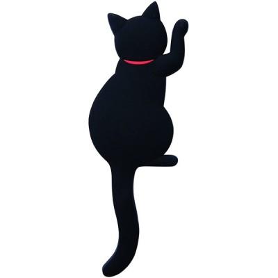 東洋ケース マグネットフック Cat tail クロ MH-CAT-02