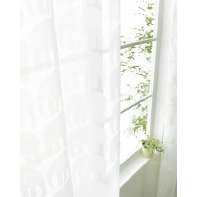 カーテン プレーンシェード アスワン YESカーテン K0201 ハイグレード縫製 約1.5倍ヒダ