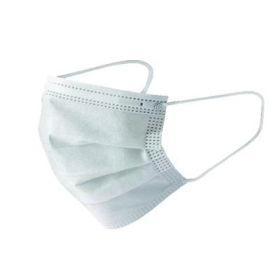 使いきり不織布簡易マスク レギュラー 10枚【画像準備中】